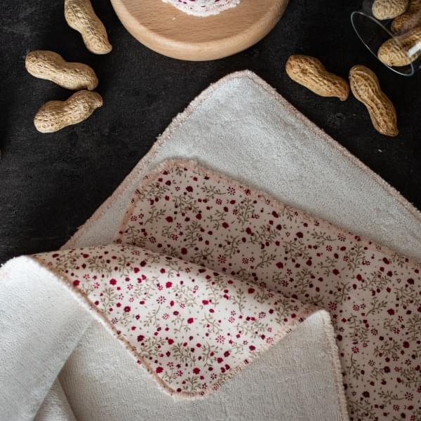 Látkové kuchyňské utěrky