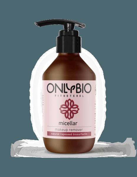 OnlyBio Micelární odstraňovač make-upu (250 ml)