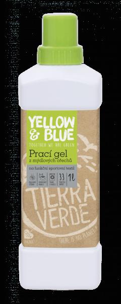 Yellow&Blue Prací gel na funkční textil (1 l)